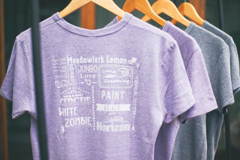 THOUFUN Scribble Tシャツ