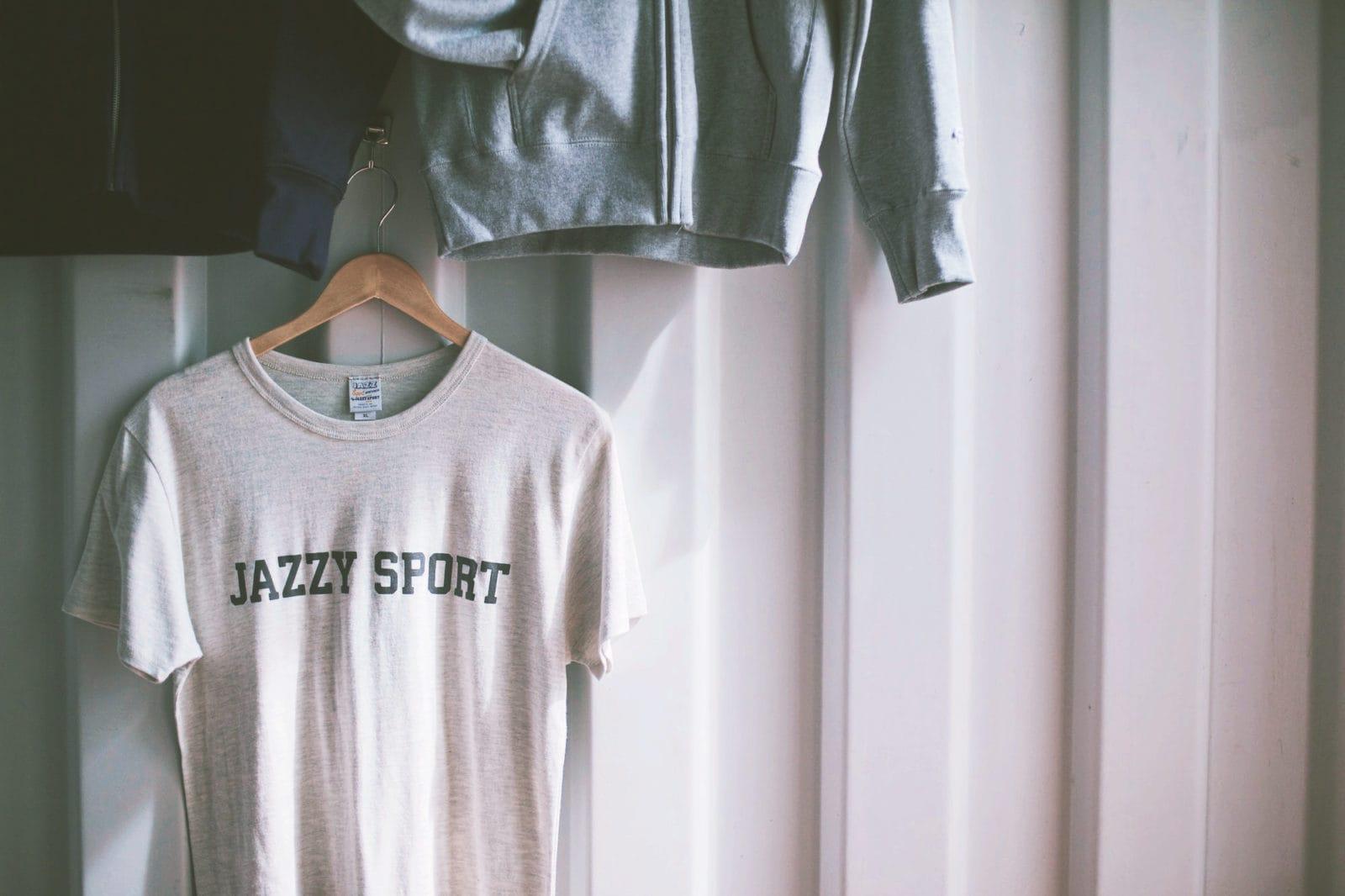 jazzy sport popup shop