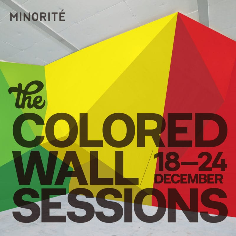 the colored wall sessions