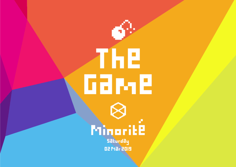 3月2日(土)開催セッションイベントThe Game