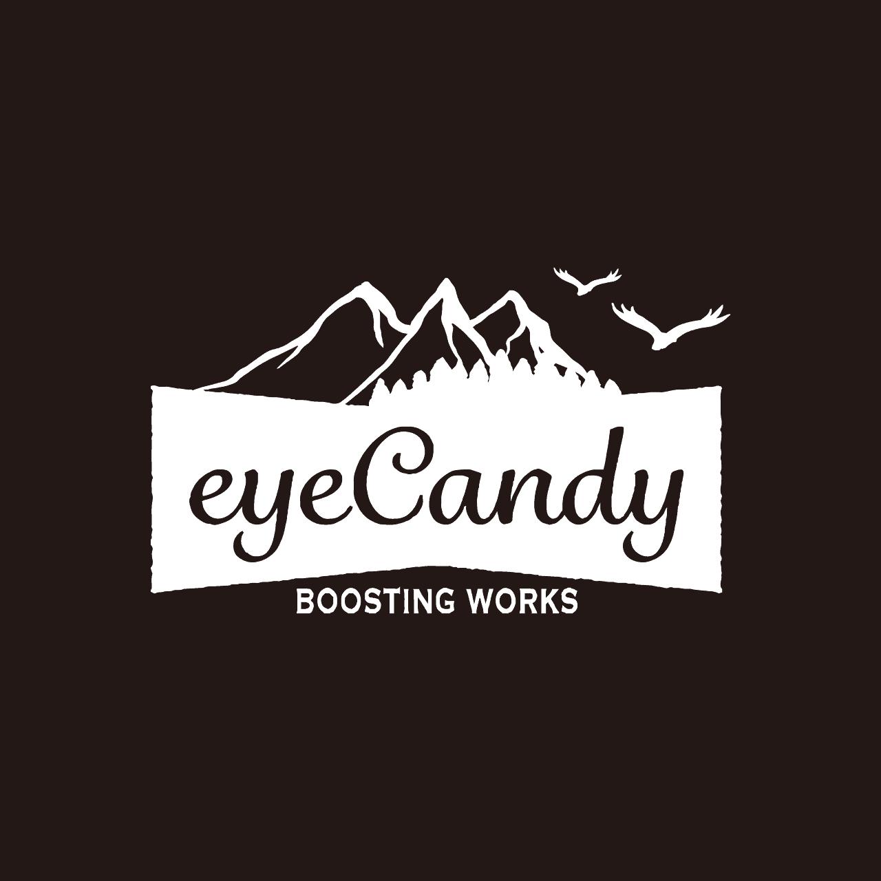 eyecandyロゴ