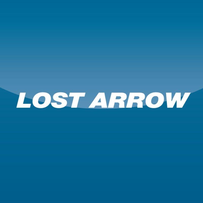 lost arrowロゴ