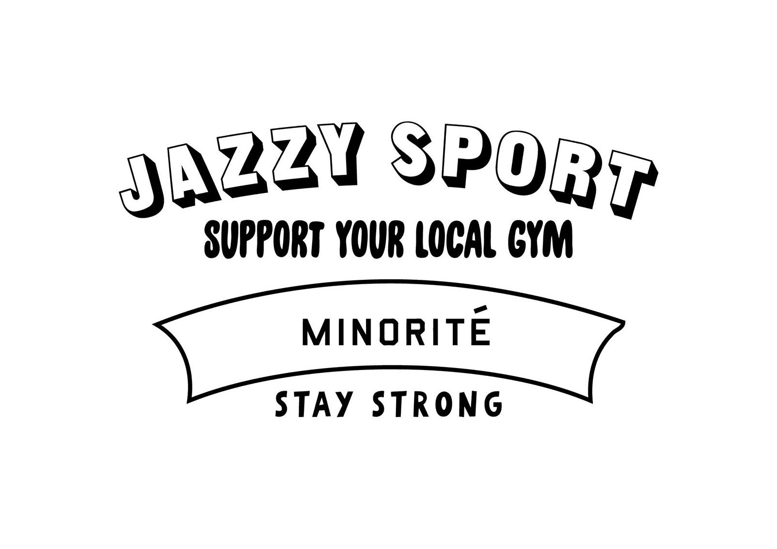 JazzySportコラボTEE&TOTE